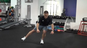 Single Leg Lateral Reach