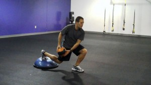 bosu-split-squat-diagonal-chop-1