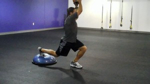 bosu-split-squat-diagonal-chop-2